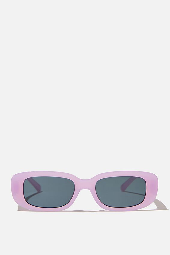 Kids Retro Sunglasses, PALE VIOLET