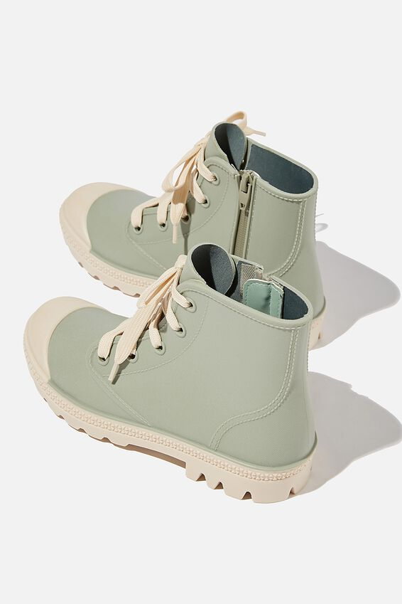 All Weather Boot, SILVER SAGE