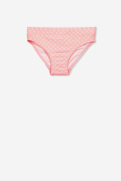 Pippa Bikini Bottom, PINK GRAPEFRUIT SPOT