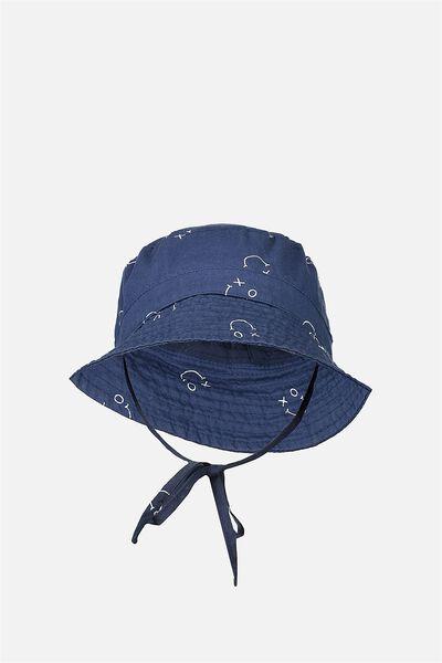 Kids Bucket Hat, SMILEY FACE