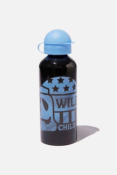 Aluminium Drink Bottle, WILD CHILD PHANTOM