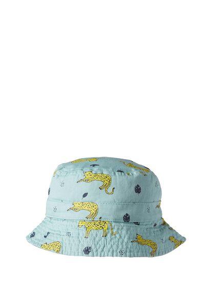 Baby Bucket Hat, CHEETAH