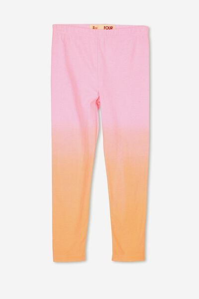 Huggie Tights, PERRY PINK/WILD PUNCH