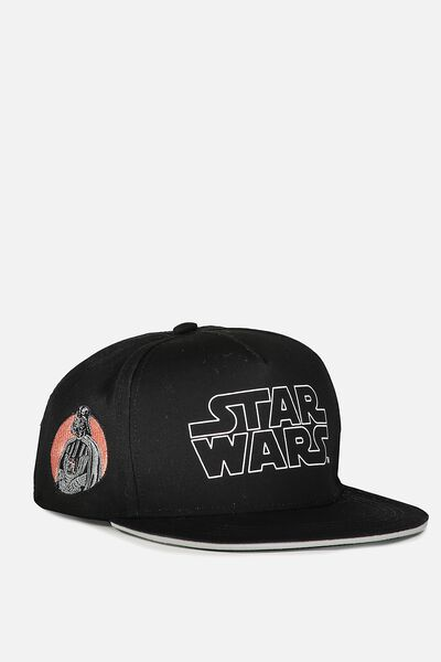 Star Wars Cap, BADGES