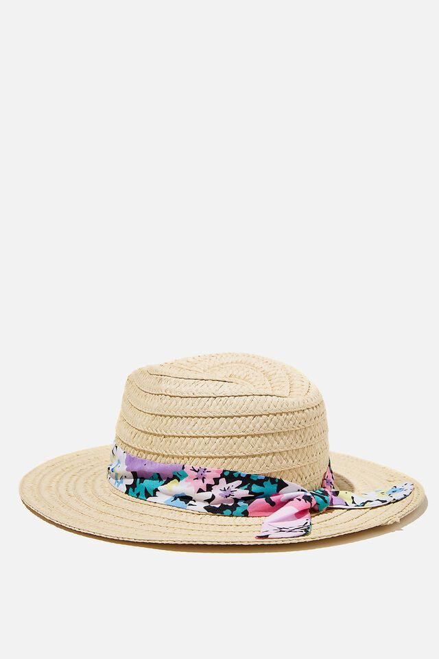 Floppy Hat, PHANTOM FLORAL