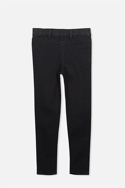 Jordan Jegging, WASHED BLACK