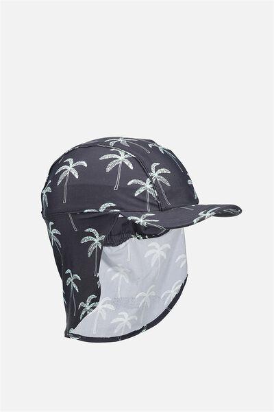 Swim Hat, PALM TREES