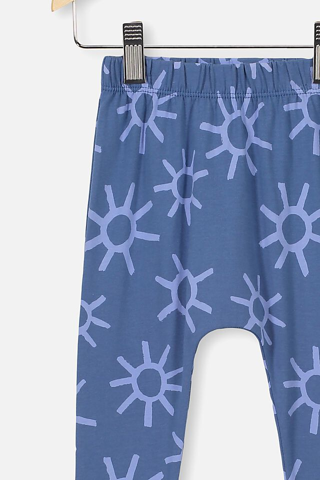 The Legging, PETTY BLUE SUNS