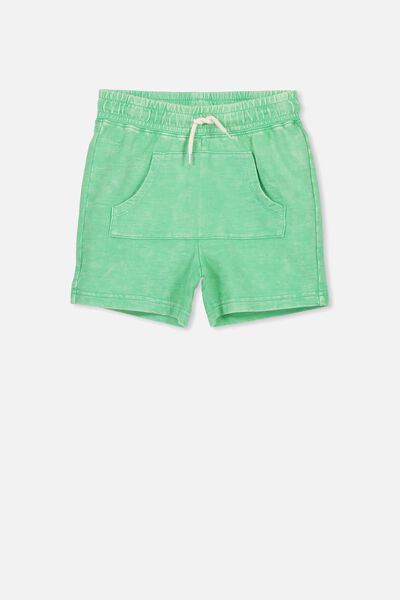 Henry Slouch Short, ECO GREEN SW