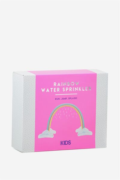 Kids Rainbow Sprinkler, MULITCOLOURED2