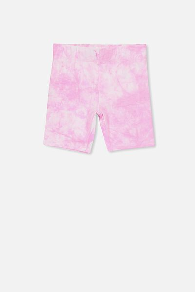 Hailey Short, CANDY PINK TIE DYE
