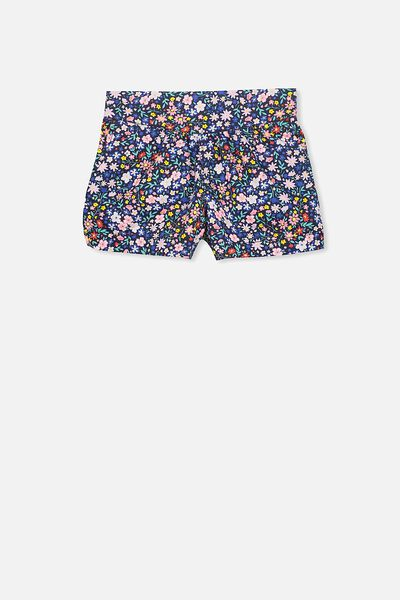 Callie Short, PEACOAT/DITZY FLORAL