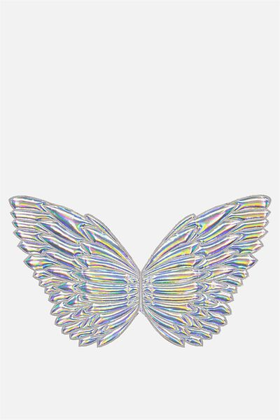 Daydream Wings, SILVERY IRIDESCENT
