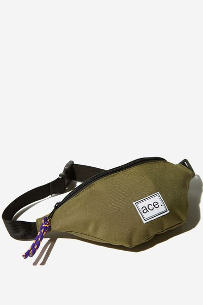 Fashion Sling Bag, DARK KHAKI