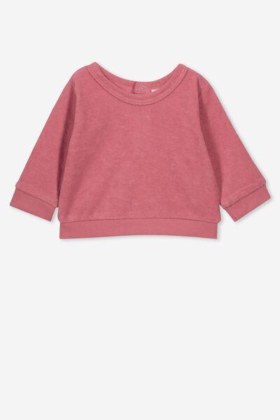 Billie Sweater, RUSTY BLUSH