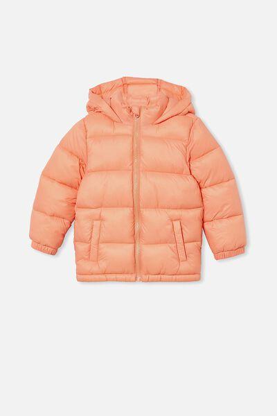 Frankie Puffer Jacket, MUSK MELON