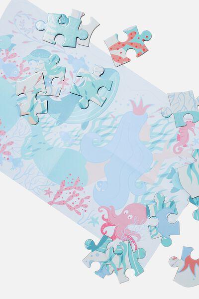 Floor Puzzle, OCEAN WONDERS