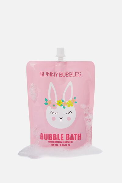 Bubble Bath, BUNNY BUBBLES
