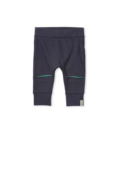 Mini Legging, OBRIEN BLUE/GREEN KNEE