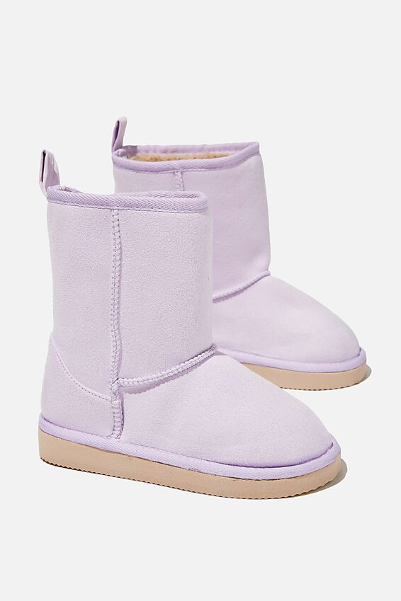 Classic Homeboot, PALE VIOLET