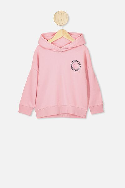 Lux Hoodie, LCN PRO MARSHMALLOW/RED HOT CHILLI PEPPERS