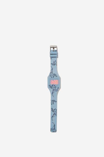 Magic Watch, DINO BLUE