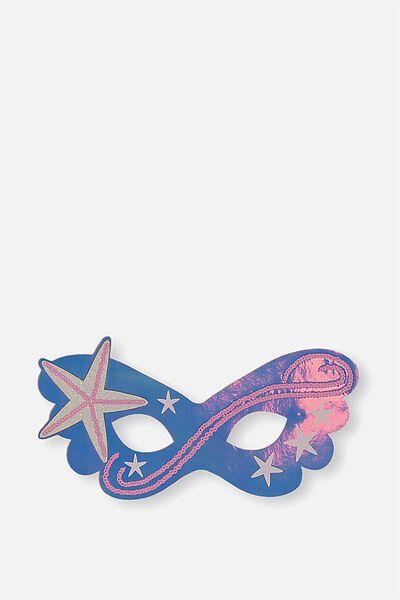 Glitzy Fun Mask, SEA STAR