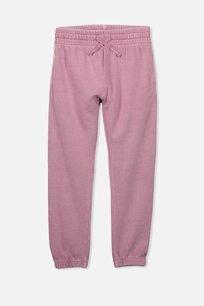 Keira Cuff Pant, DUSTY BERRY