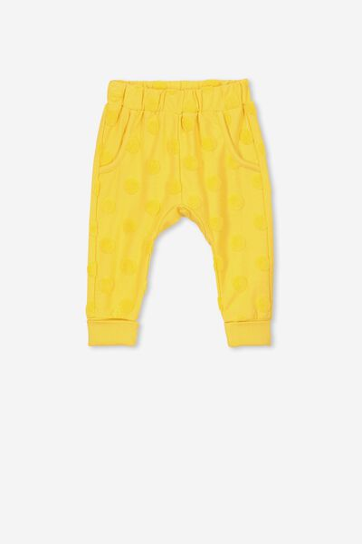 Shelby Trackpant, SUNSET GOLD