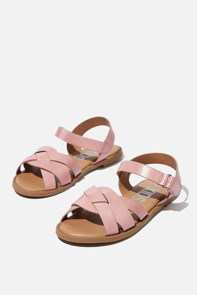 Fisherman Sandal, MARSHMALLOW PINK