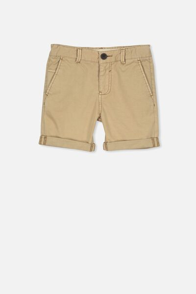 William Walk Short, WASHED STONE
