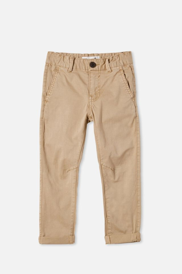 Roller Chino, WASHED STONE