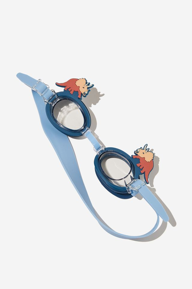 Fun Goggles, PETTY BLUE DINO