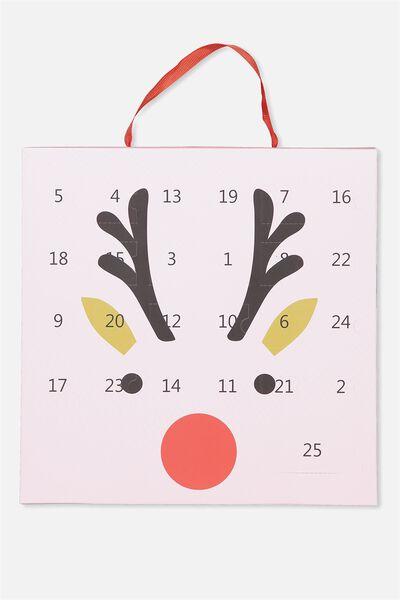 Advent Calendar, REINDEER