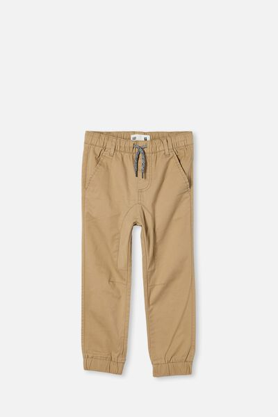 Logan Cuffed Pant, WASHED STONE