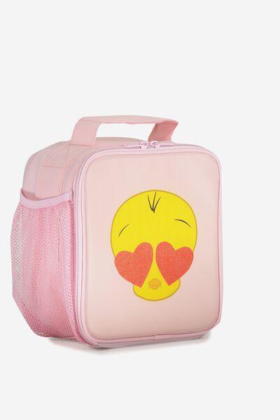 License Lunch Bag, PINK TWEETY