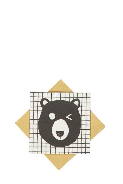 Gift Cards, ADVENTURE BEAR