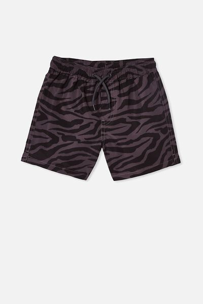 Bailey Board Short, ZEBRA