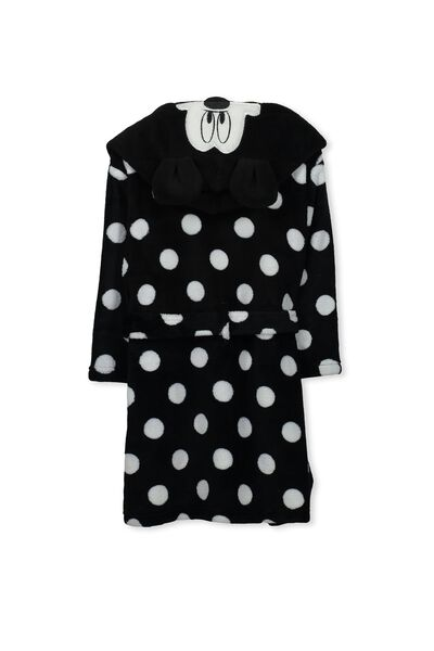 Boys Hooded Gown, MICKEY MOUSE