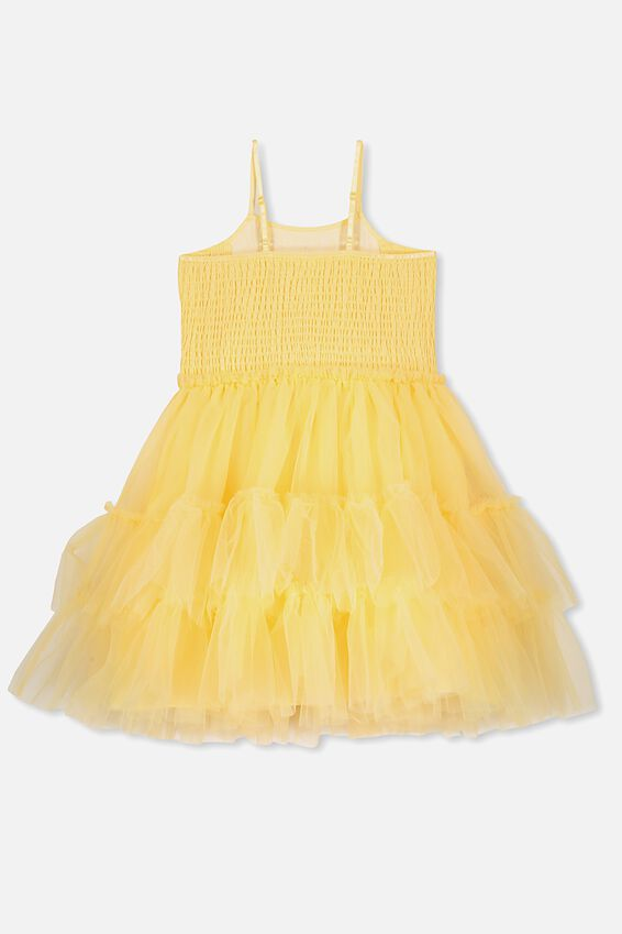 Disney Belle Iris Tulle Dress, LCN DIS/BELLE