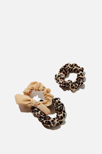Mini Scrunchie, SEMOLINA ANIMAL