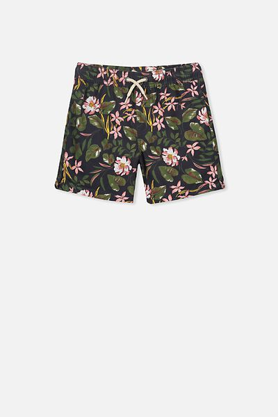 Volly Short, FLORAL