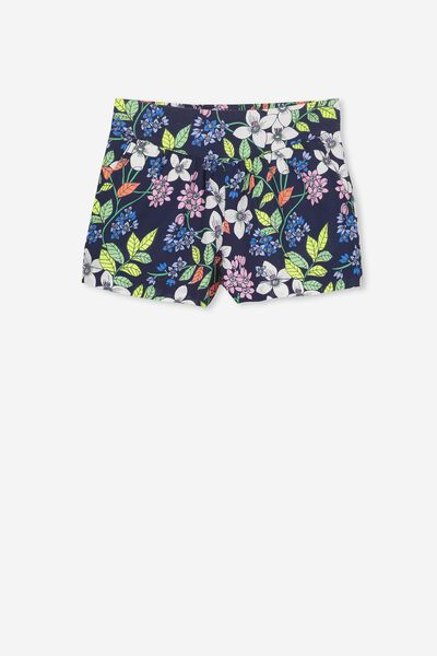 Callie Short, PEACOAT/TRAILING FLORAL