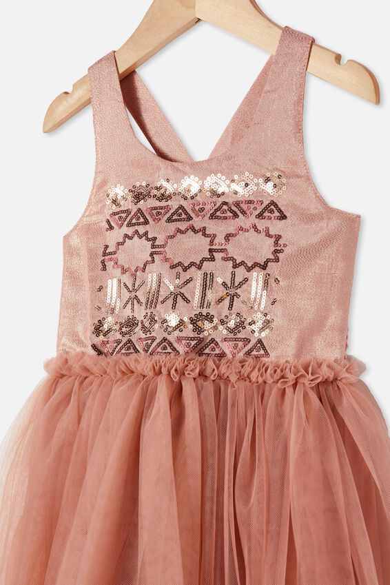 Moana Dress Up Dress, LCN DIS/MOANA