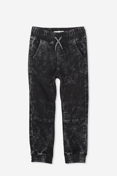 Chad Jogger, BLACK ACID WASH