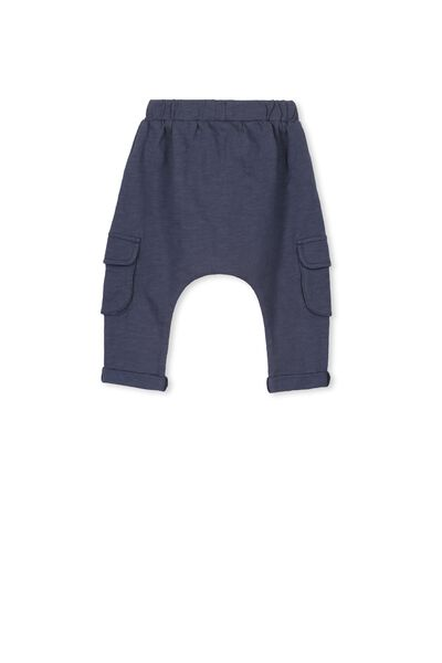Hugo Pant, SLUB FADED NAVY