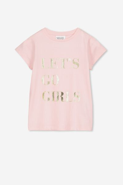 2d0a16a160bf Girls Tops   T-Shirts - Short Sleeve   More