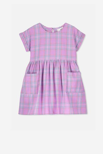 0e6ecb7ccdb Girls Dresses - Short Sleeve Dresses   More