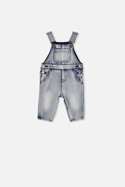Dakota Dungaree, DENIM WASH