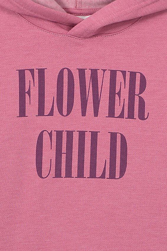 Scarlett Hoodie, VERY BERRY MARLE/FLOWER CHILD